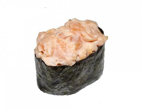 Гункан саке спайси